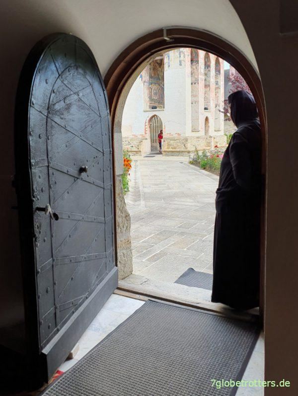 Fahrt zum Kloster Moldovița in der Westmoldau