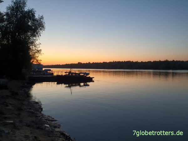 Rumänien: Hunde und Mücken im Donaudelta