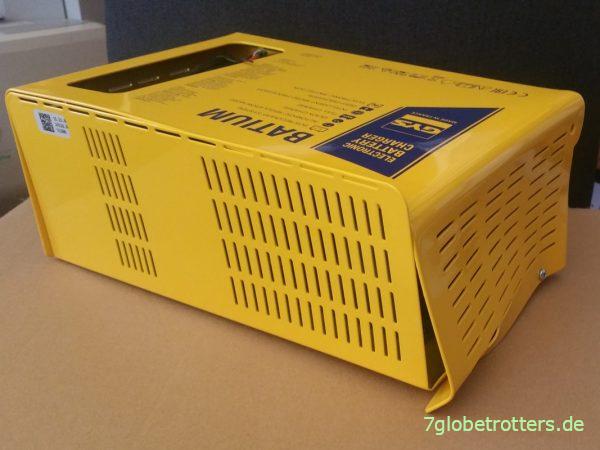 Batterie-Ladegerät GYS Batium 15.24 mit Schaden