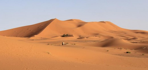 Marokko, Erg Chebbi