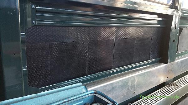 Schallschutz im Wohnmobil: Bitumenschwerfolie dämmt den Körperschall