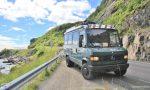 ᐅ Bildergalerie der Lofoten-Reise: Im MB 711 zur Mitternachtssonne