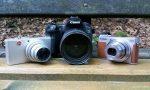 ᐅ Feldmäßiger Kameravergleich: D-LUX2, EOS 60D, PowerShot G9X, Note4