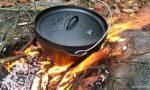 ᐅ Kochen (fast) wie ein Westmann: Rezept für Bratkartoffelsuppe im Dutch Oven