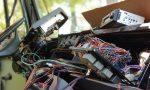 ᐅ Radioeinbau im Wohnmobil: Armaturenbrett im T2/Vario umbauen
