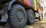 ᐅ Tatra 815 6x6 in Nida: Probeschlafen im Expeditionsfahrzeug