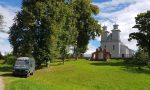 ᐅ Lettland: Altes Holzkirchlein und neue Zarenfestung Dünaburg