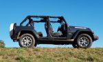 ᐅ Jeep Wrangler JK: Türen ausbauen und Frischluft genießen