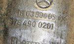 ᐅ Mercedes LK in Umweltzonen: Grüne Plakette mit Dieselpartikelfilter