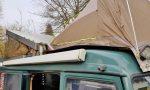 ᐅ Dachzelt auf dem Wohnmobil mit Zwillingen