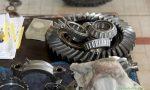 ᐅ Umbau der Achsübersetzung am Mercedes LK Allrad - LKW
