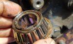 ᐅ Vorderachse MB 711: Radlager selber einstellen und fetten