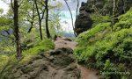 ᐅ Sächsische Schweiz: Nachtlager im Wald und Klettern über die Affensteine