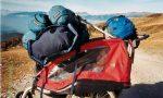 ᐅ Dolomitenbiwak 1: Mit Vollausstattung und Kinderanhänger über die Plose