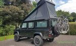 ᐅ Coole Land Rover Umbauten zum Wohnmobil