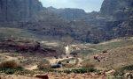 ᐅ Jordanien: Petra ganz untouristisch von hinten