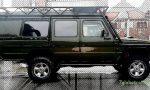 ᐅ Mercedes G Wohnmobil mit langem Aufbau (W460 Binz KTW)